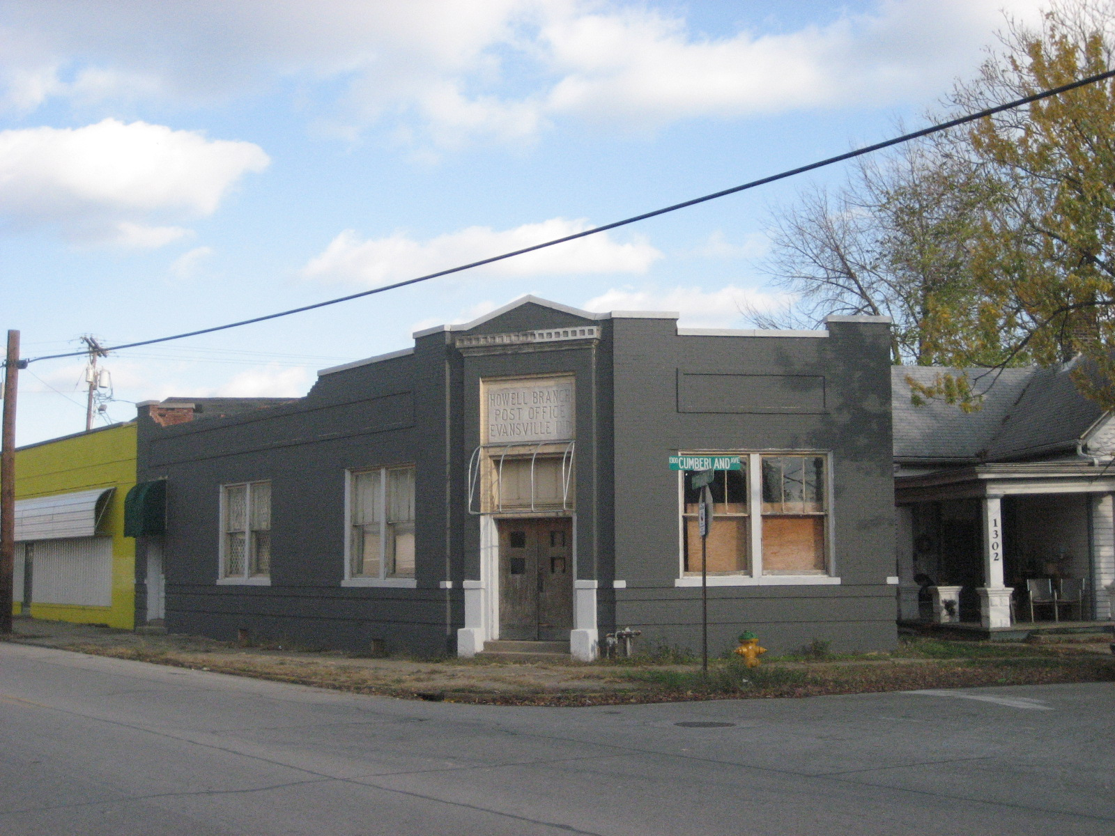 Howell Post Office
