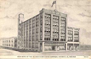 Buckskin Manufacturing Co