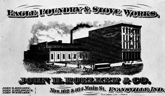 Eagle Foundry and Stove Works