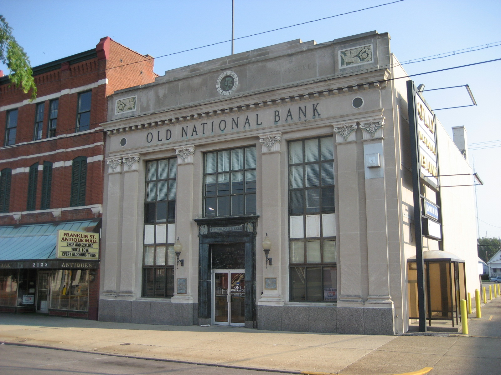 Franklin Bank and Trust
