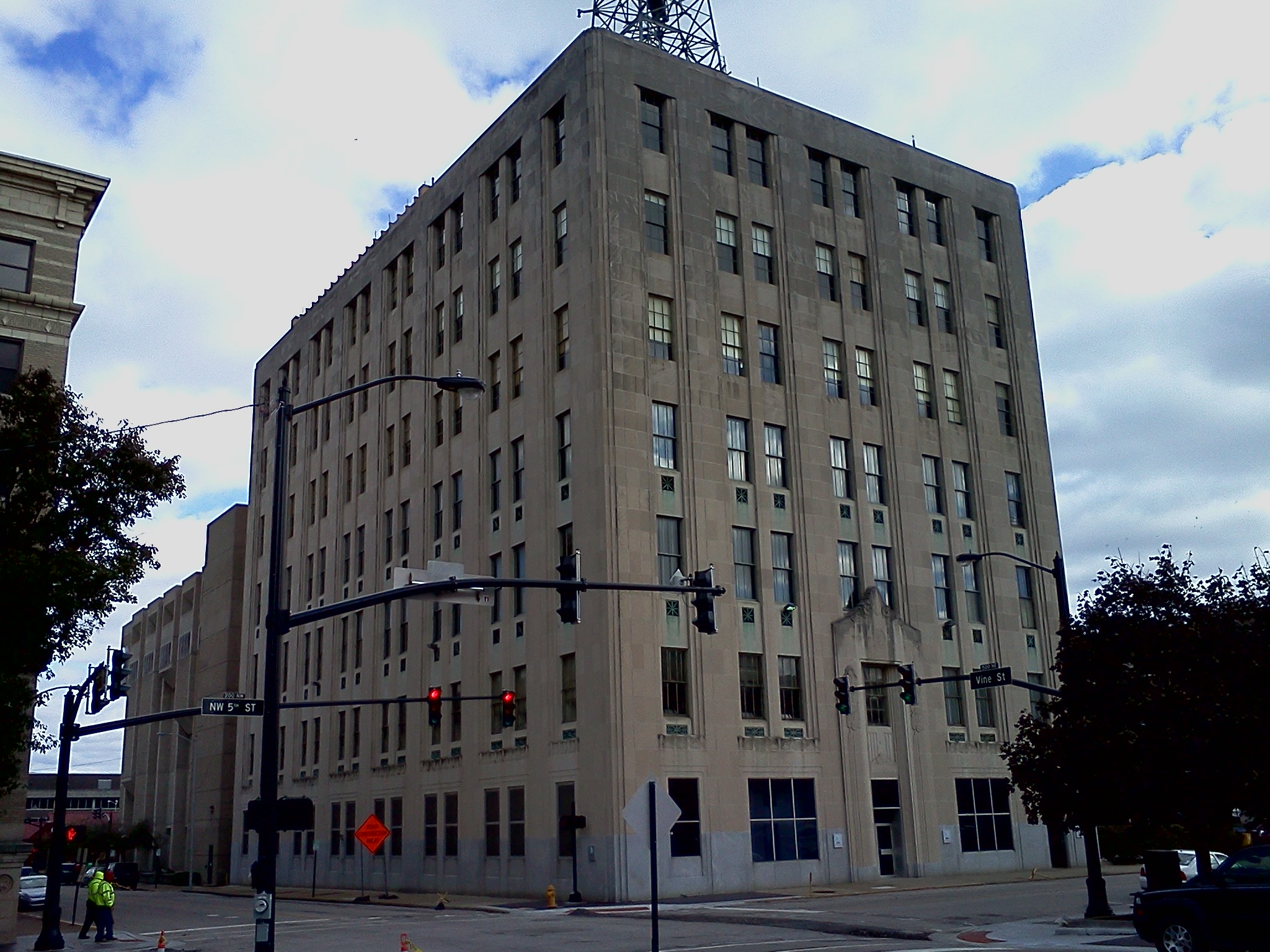 Indiana Bell Building