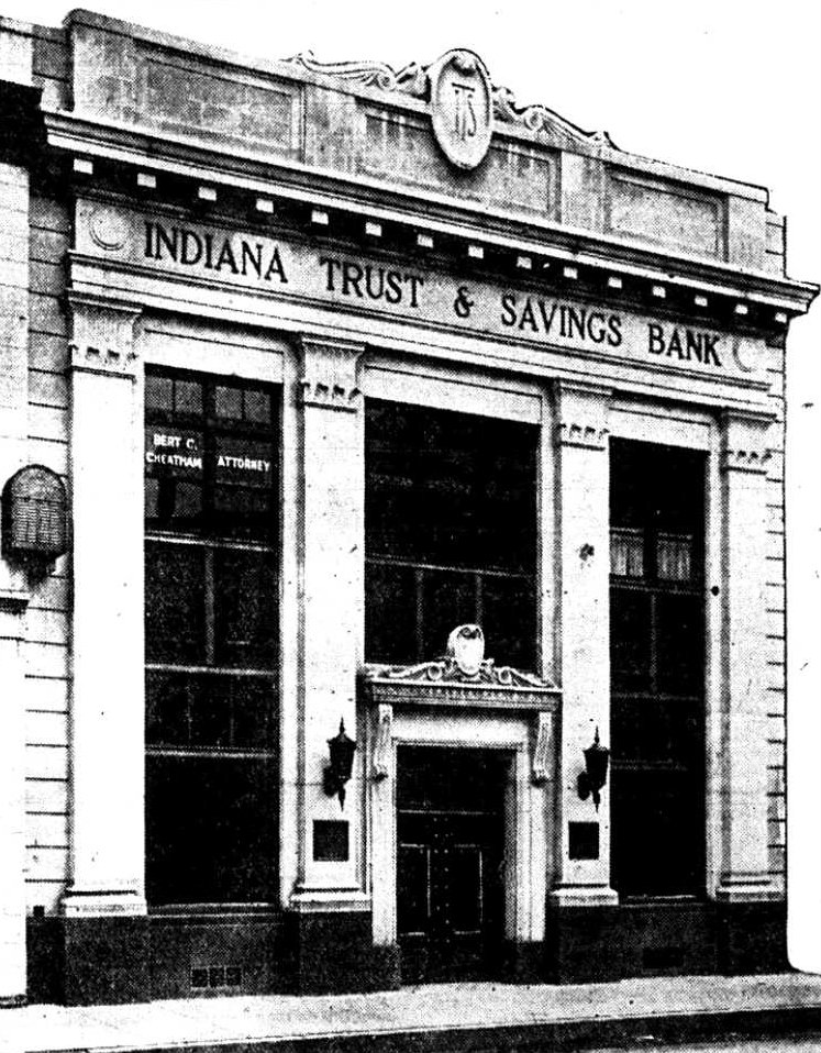 Indiana Trust and Savings Bank