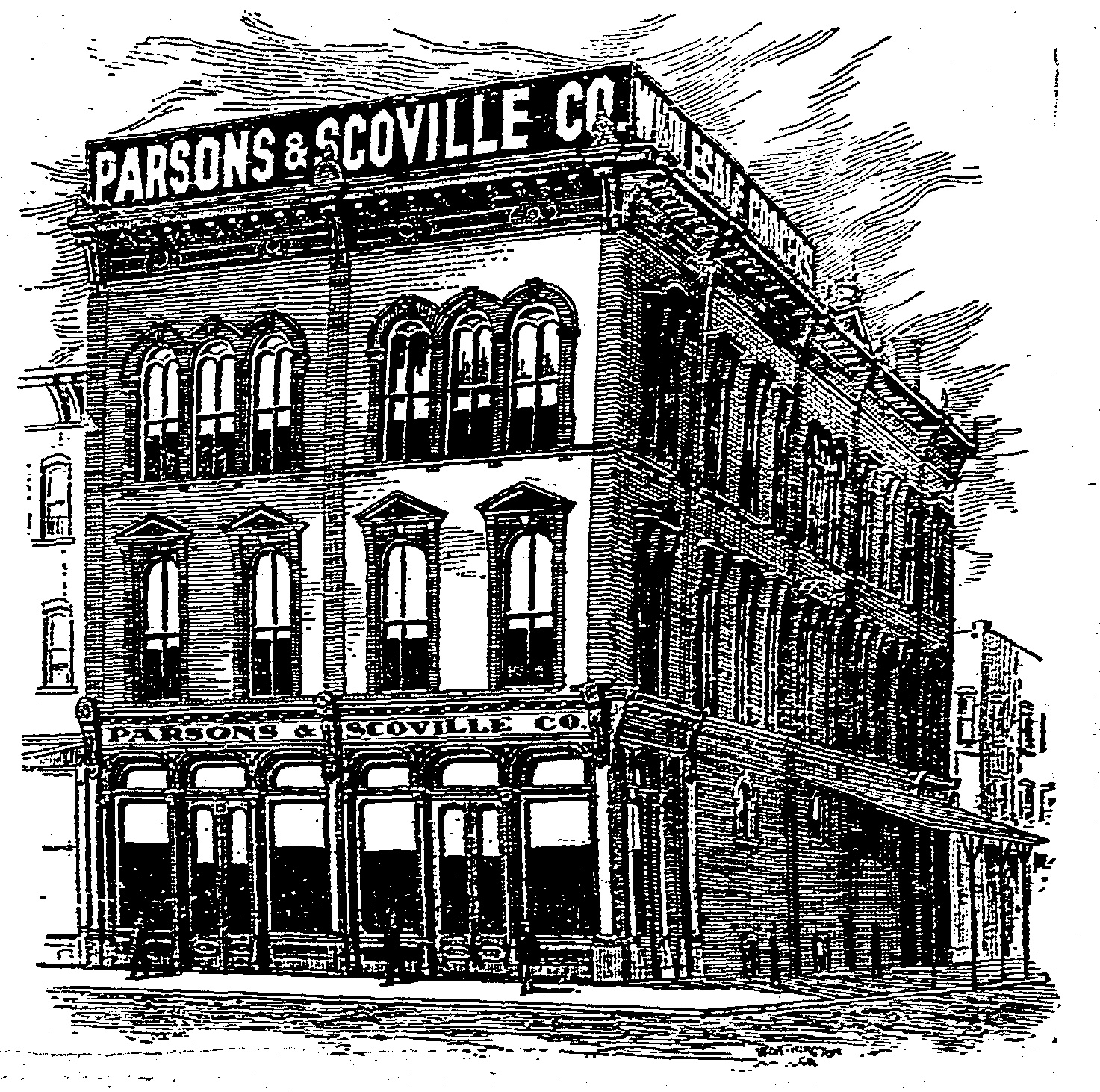 Old Parsons & Scoville