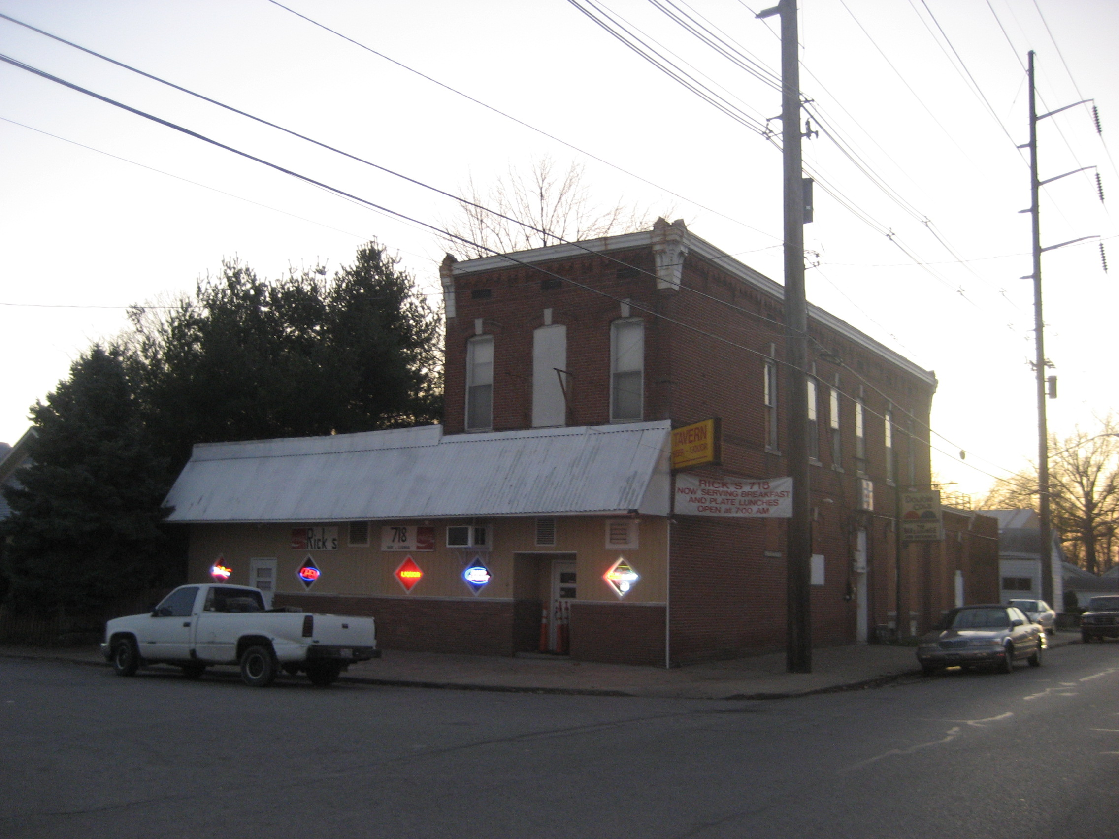 Keil Grocery and Saloon