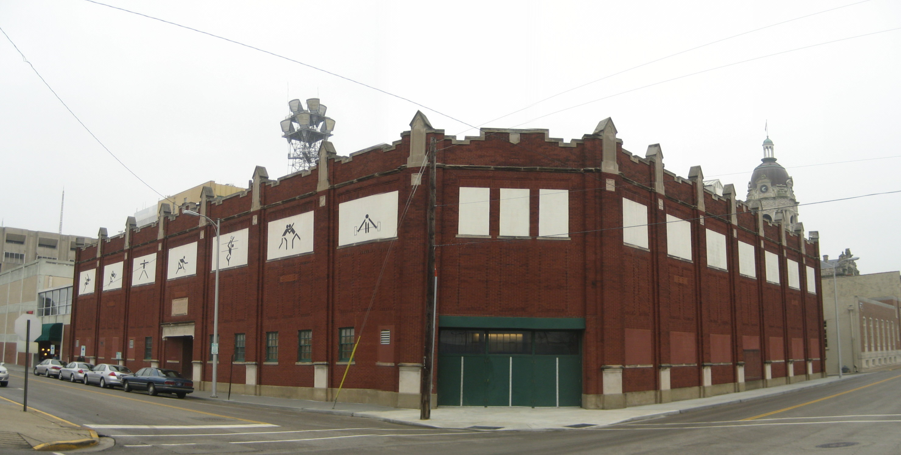 Old Central Gym