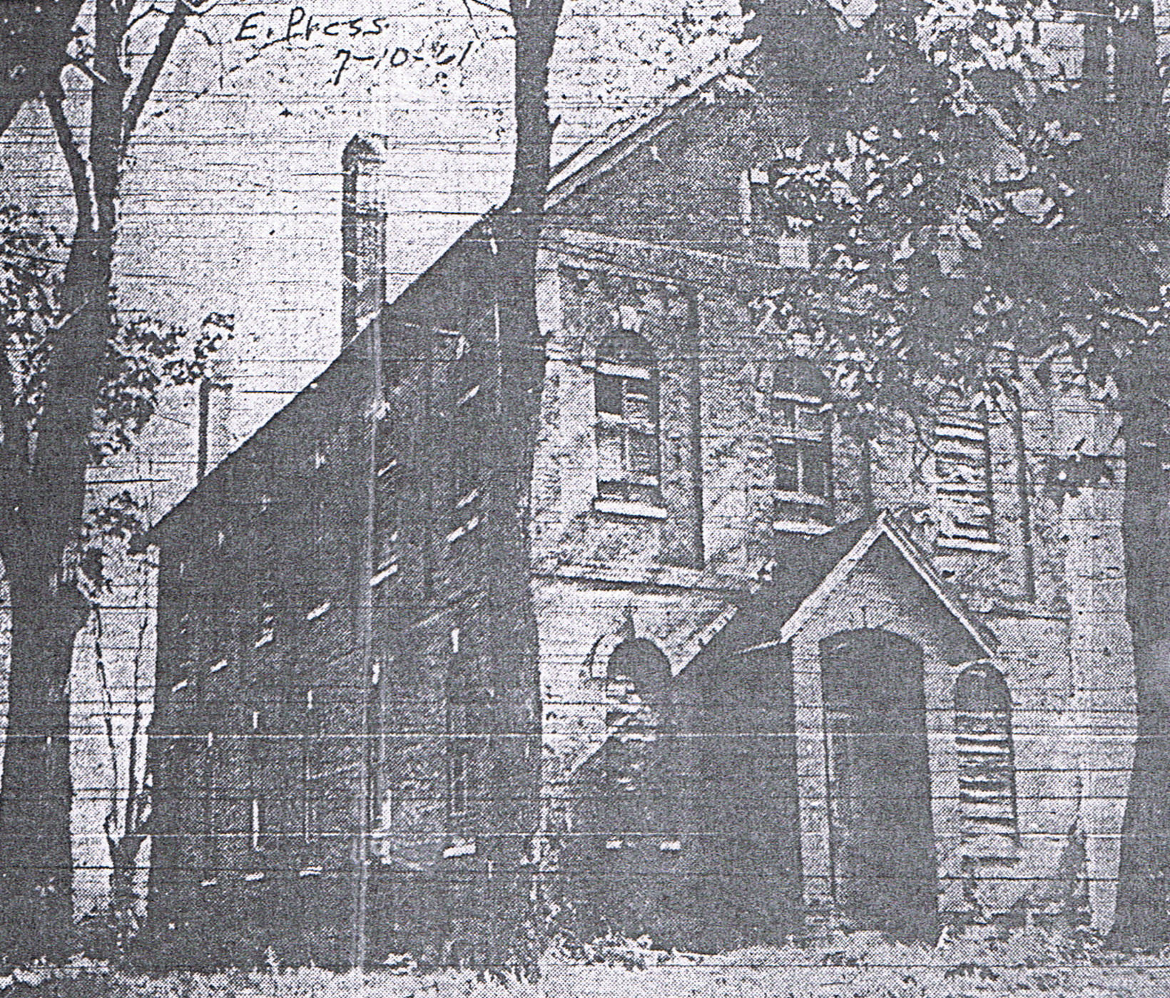 Pigeon Township School No. 2