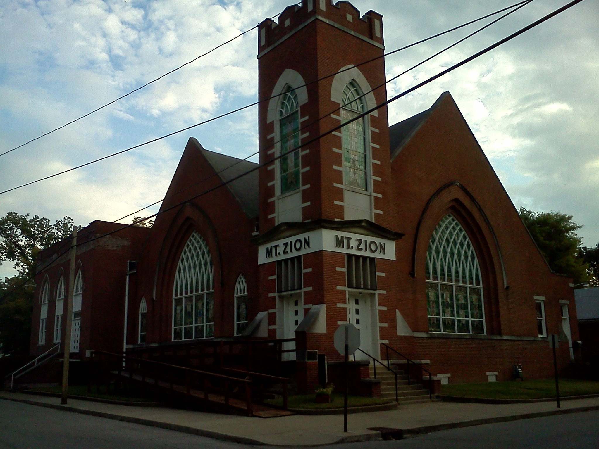 Bayard Park Methodist