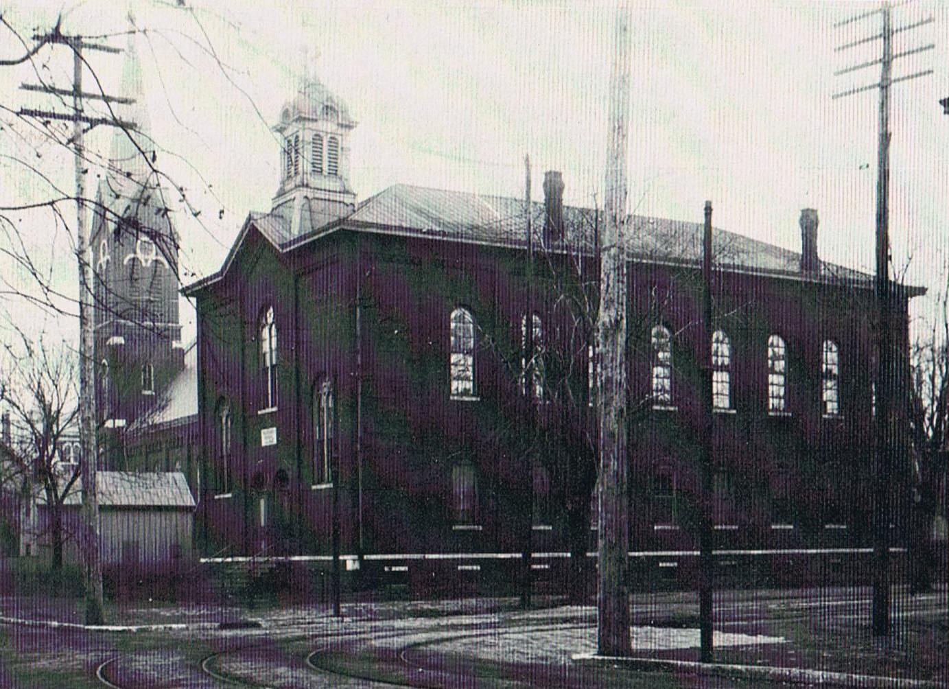 Original St. Anthony School/Church