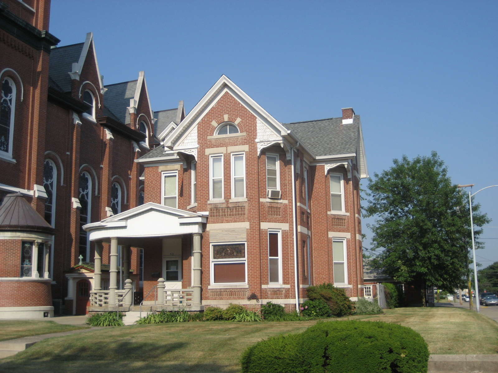 St. Boniface Catholic Rectory