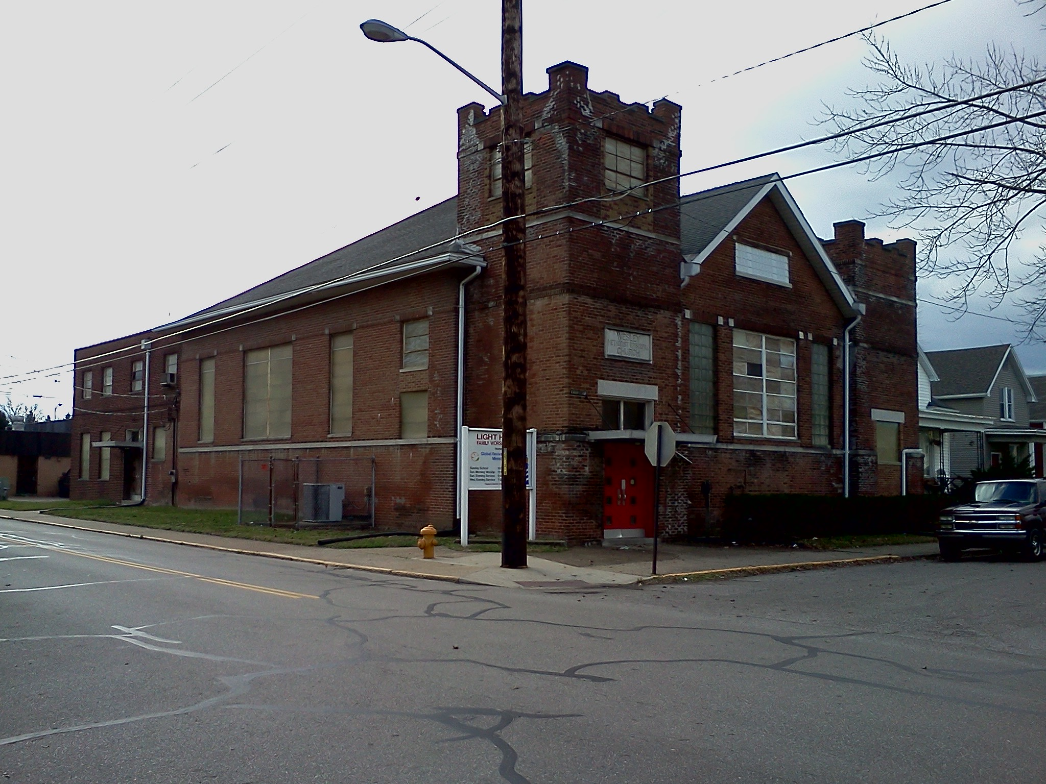 Wesley Methodist Episcopal Church