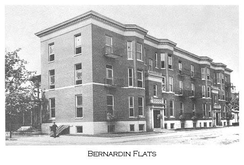 Bernardin Apartments