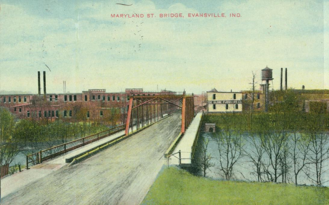 Historic Evansville - Tag: marylandstbridge